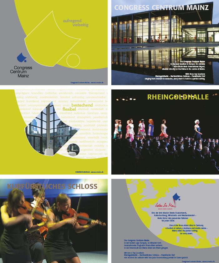 Congress Centrum Mainz Imagefolder Anzeigen